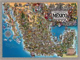 mapa tenochtitlán